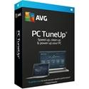Obrázek AVG PC Tuneup, obnovení licence, počet licencí 1, platnost 1 rok