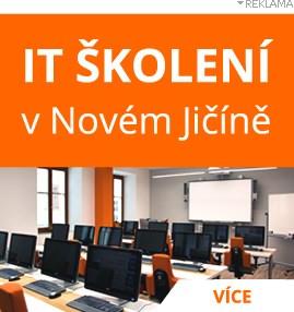 IT kurzy a školení - Nový Jičín