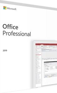 Obrázek Microsoft Office 2019 Professional