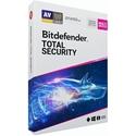 Obrázek Bitdefender Total Security 2020, licence pro nového uživatele, platnost 2 roky, počet licencí 5