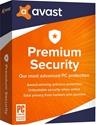 Obrázek Avast Premium Security 2020, obnovení licence, platnost 2 roky, počet licencí 10