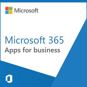 Obrázek Microsoft 365 Apps for business