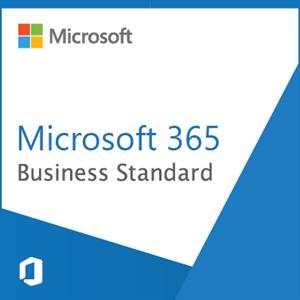 Obrázek Microsoft 365 Business Standard